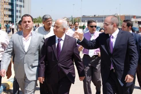 أورفلي: 51 شركة تعمل في مدينة المعارض حالياً..ونطمح لإقامة دورة جديدة لمعرض دمشق الدولي قريباً