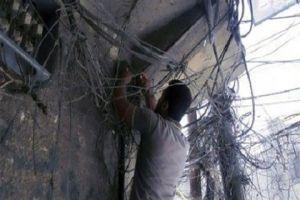 مدير مؤسسة توزيع الكهرباء: سرقة الكهرباء كلفت الخزينة 4.15 مليارات ليرة