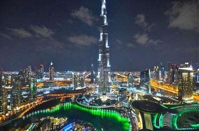نسبة الاشغال الفندقي في الامارات وقطر وعمان 80% بمناسبة رأس السنة