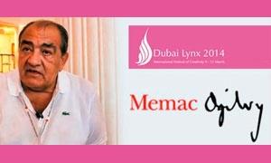 رئيس شركة ميماك أوجلفي ينال جائزة شخصية دبي لينكس الإعلانية لعام 2014