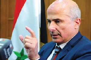 درغام لوزير المالية: مالية دمشق ترفض تعليماتنا وتعرقل عمل البنوك!!