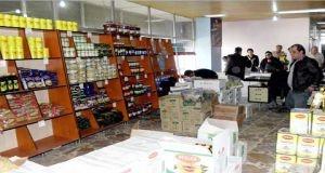 مبيعات استهلاكية دمشق تسجل 6 مليارات ليرة خلال العام الماضي