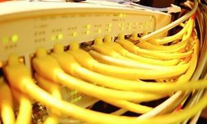 اتصالات ريف دمشق : وضع أكثر من 9 آلاف بوابة انترنت خلال أيام