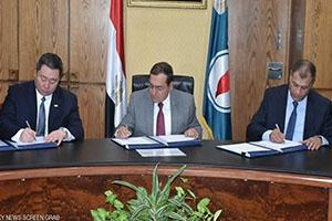اتفاقيات مصرية أميركية للتنقيب عن البترول
