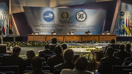 26 دولة إفريقية وقعت اتفاقية للتجارة الحرة