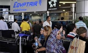 حركة الطيران مستمرة بين القاهرة ودمشق