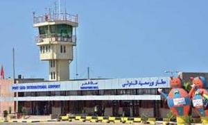 الشركة المشغلة لمطار بورسعيد تقرر خصم 50% على جميع تذاكر الطيران