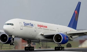 رحلات الطيران بين مصر وسوريا مستمرة وعبر مطار دمشق الدولي