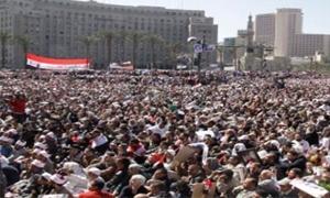 الاحتجاجات ترفع كلفة التأمين على ديون مصر لمستوى قياسي زادت بواقع 34 نقطة أساس إلى 900 نقطة أساس