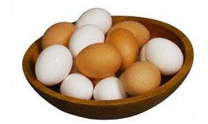 لأول مرة توحد أسعار البيض الأبيض والأحمر