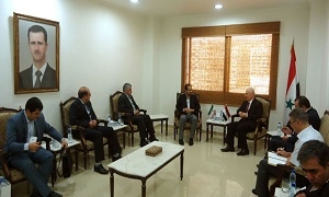 شركة توسن تبحث نقل التجربة الإيرانية بإدارة استهلاك الوقود إلى سورية
