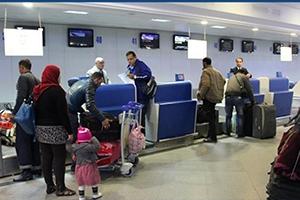 تراجع السياحة الوافدة إلى مصر 41% في النصف الأول