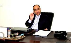 اسمندر: أولوية الهيئة الآن افتتاح مركز تجاري في بغداد وتوقعات بانخفاض صادراتنا إلى العراق