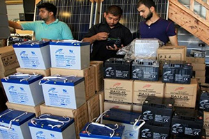 عودة التقنين الكهربائي في سورية ينعش أسواق الكهرباء بقوة.. والأمبير الواحد يرتفع فوق 1500 ليرة!!