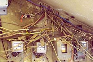 تنظيم نحو 12500 ضبط سرقة كهرباء في 11 محافظة سورية..والكميات تتجاوز 43 مليون كيلو واط ساعي!!