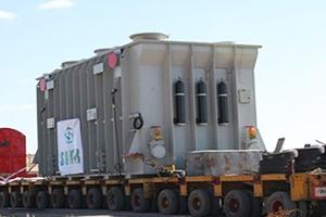 سورية: وصول 20 محولة كهربائية بإستطاعات تصل إلى 2250 ميغاواط