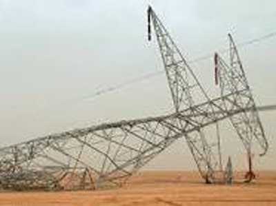 الكهرباء: تكلفة إعادة الكهرباء للمناطق المتضررة بريف دمشق زادت عن المليار ليرة