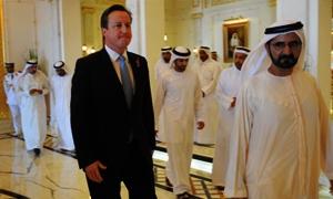 رئيس وزراء بريطانيا يشيد بالاقتصاد الاماراتي ويعتبره واحد من أسرع الاقتصادات نمواً في العالم