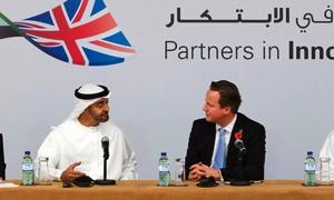 مجلس الأعمال الإماراتي - البريطاني يناقش آلية تفعيل فرق العمل المشتركة في 7 قطاعات