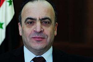 خميس يكلف الدكتور بسام الحريري مديراً للهيئة العامة لمشفى درعا الوطني