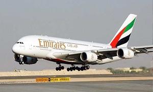 طيران الإمارات ترفع سعر  تذاكر السفر إلى سورية