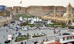أربيل عاصمة السياحة العربية لعام 2014