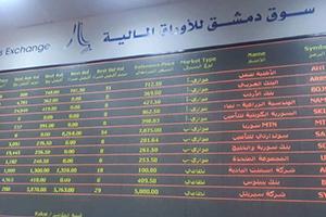 ادراج أسهم أسمنت البادية في سوق دمشق للأوراق المالية