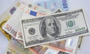الدولار يرتفع امام اليورو والين