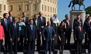 مجموعة الـ20 تتعهد بدعم الاقتصاد العالمي