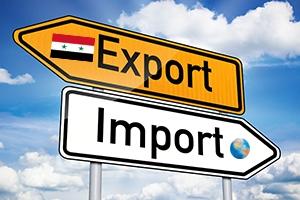 تقرير: إلى أين توجهت صادرات سورية ومن أين مستورداتها خلال أعوام الأزمة؟