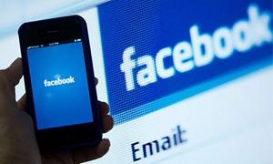 فيسبوك تسجل أقوى نمو للايرادات في عامين مدعومة بمبيعات إعلانات المحمول