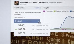 فيسبوك تعمم خدمة شراء المعجبين للصفحات