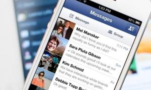 فيسبوك تطلق ميزة جديدة تسمح للشركات بإرسال رسائل خاصة للمستخدمين