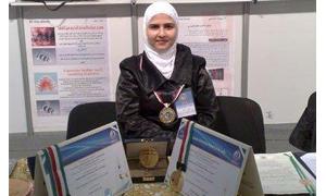 طبيبة أسنان سورية تنال جائزة أفضل مخترعة لعام 2011 من المنظمة العالمية لحماية الملكية الفكرية