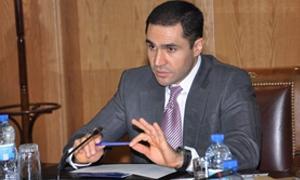 فارس الشهابي يدعو اصحاب المعامل الدوائية إلى وضع مستودعاتهم تحت تصرف