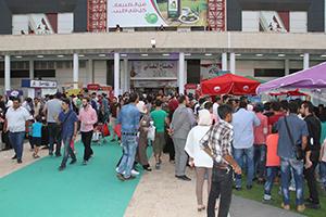 الشركات الغذائية السورية تتنافس على تقديم الأفضل في معرض دمشق الدولي.. اليكم التفاصيل