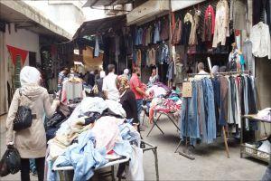 وزارة التجارة توجه بمصادرة الألبسة المستعملة (البالة)!