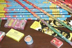 تحذير من استخدام الألعاب النارية المؤذية في العيد