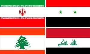 كهرباء ايران  تسطع في العراق وسورية ولبنان