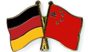 ألمانيا تعزز علاقاتها التجارية مع الصين