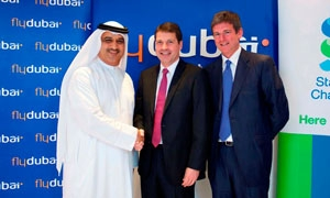 فلاي دبي توقع عقد تمويل بقيمة 172 مليون دولار أميركي
