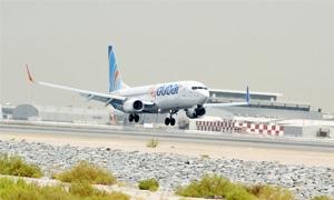 فلاي دبي تطلق رحلاتها إلى خامس وجهة في العراق