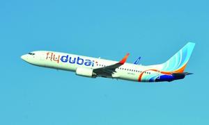 فلاي دبي تسيّر 70 رحلة أسبوعياً من مطار آل مكتوم