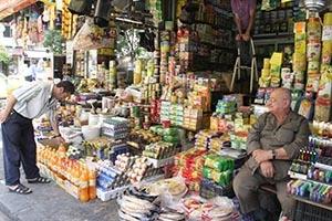 نحو 4 آلاف ضبط تمويني في سورية خلال شهر كانون الثاني الماضي.. وإغلاق 120 محلاً تجارياً