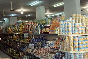 وزير التجارة: مخزون مدينة حلب من المواد التموينية يكفي لمدة شهرين..وإرسال مليون كغ من المواد الغذائية