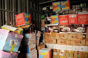 ضبط 34 طناً من المواد الغذائية المخالفة خلال أولى أيام شهر رمضان و تنظيم 580 مخالفة