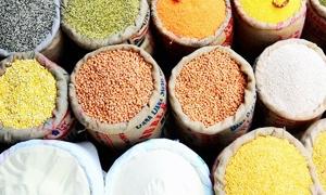تراجع أسعار الغذاء العالمية 1 في المئة في حزيران الماضي