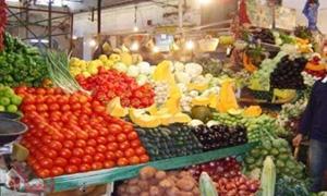 التجارة الداخلية: 30% المتوفر لحاجة السوق من الخضراوات
