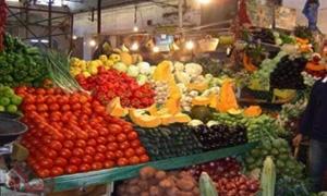 أسعار السلع الغذائية تشهد أرقاماً قياسية في أسواق دمشق وريفها الشهر الماضي.. اللحوم تحافظ على ارتفاعها والبندورة بـ85 ليرة