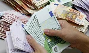 ارتفاع اليورو .......والليرة السورية تخسر